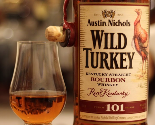 Bourbon Sippers Wild Turkey Bottle Dates