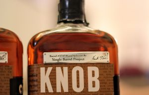 Knob Creek Single Barrel Project Private Barrel Selection by Maison Corbeaux