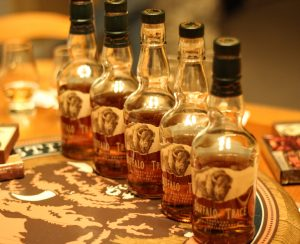 buffalo trace bourbon tasting bourbon sippers