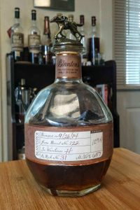 Best Bourbon Under 200 Dollars - Blanton's Straight From the Barrel