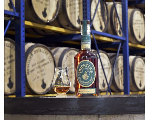 Quick Sips Michter's Toasted Rye - Bourbon Sippers