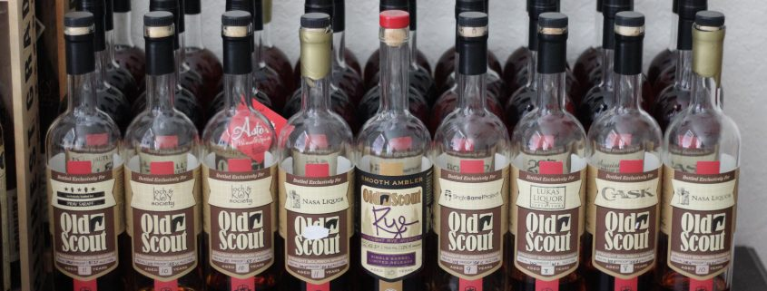 should whiskey breathe?