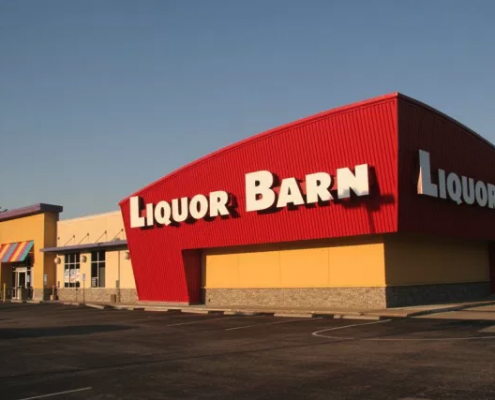 Liquor Barn Sold