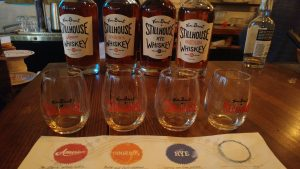 Brooklyn Whiskey - Bourbon Sippers