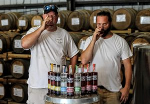 Timber Creek Distillery - Aaron Barnes - Camden Ford.JPG