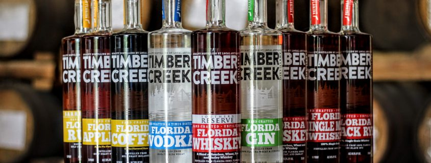 Timber Creek Distillery - Bourbon Sippers