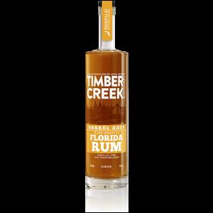 Timber Creek Distillery - Florida Barrel Aged Rum