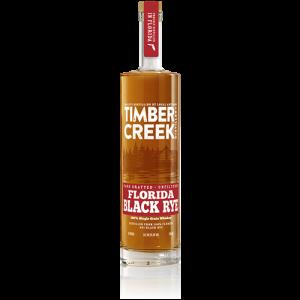 Timber Creek Distillery - Florida Black Rye Whiskey