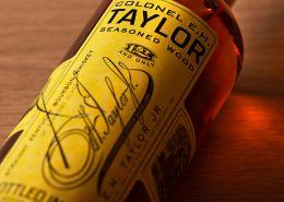 EH Taylor Seasoned Wood