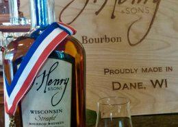 J Henry Bourbon - Bourbon Sippers