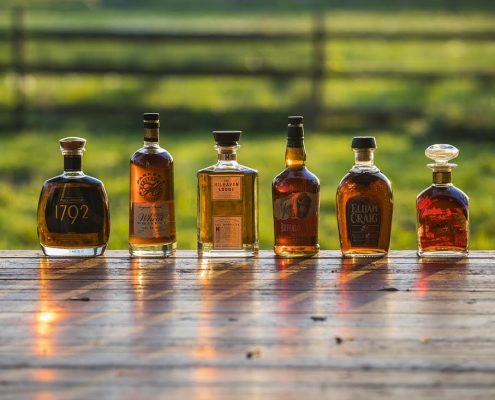 bunker bourbon - bourbon sippers
