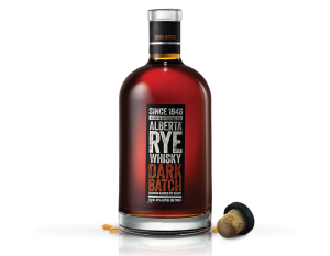 Alberta Rye Dark Batch Bourbon Sippers