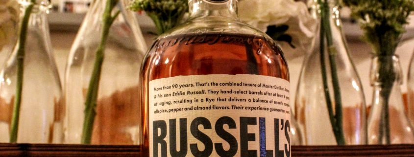 Russell's Reserve Rye Bourbon Sippers