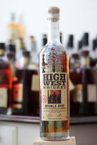 High West Double Rye Bourbon Sippers