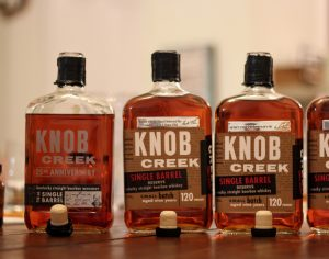 Bourbon Sippers Review - Knob Creek Private Selections - Bourbons better than Pappy Van Winkle