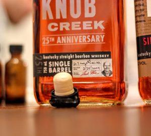 Knob Creek 25th Anniversary 121.7 proof.
