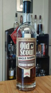 Bourbon Sippers Review - Smooth Ambler Old Scout - Bourbons better than Pappy Van Winkle