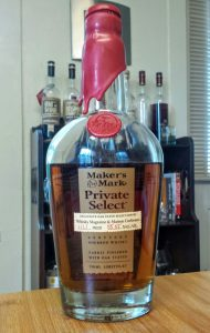 Bourbon Sippers Review - Makers Mark Private Select - Bourbons better than Pappy Van Winkle