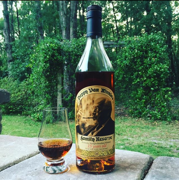 Bourbons better than Pappy Van Winkle