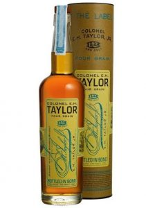 Overrated Whiskeys EH Taylor Four Grain