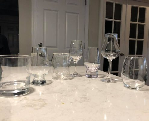 Whiskey Glasses - Glencairn