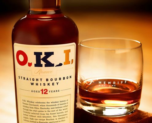 O.K.I. 12 Year Single Barrel