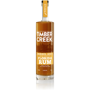 Timber Creek Distillery - Florida Barrel Aged Rum