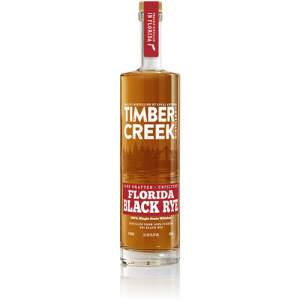 Timber Creek Distillery - Florida Black Rye Whiskey