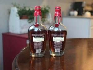 Makers Mark Private Select Bourbon Sippers