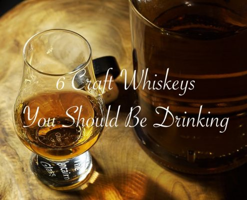 6 Craft Whiskeys - Bourbon Sippers