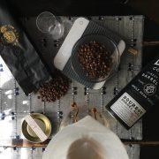 Bourbon Barrel Aged Coffee - Oak and Bond