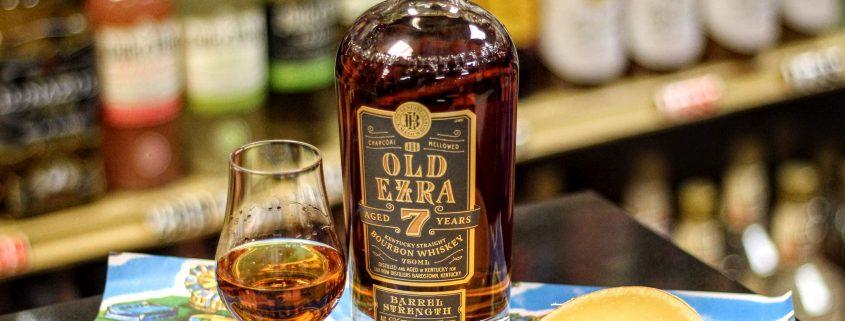 Ezra 7 Year Barrel Strength