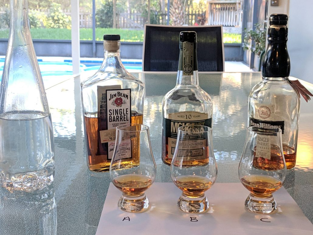 Single Barrel Review