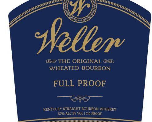 Weller Full Proof Bourbon